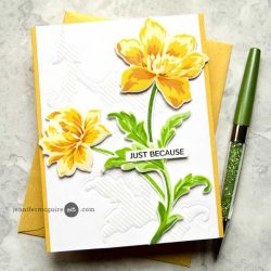 Altenew Angelique Motif Stamp Set