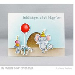 My Favorite Things It's a Mice Time to Celebrate Stamp Set