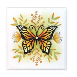 Penny Black Butterfly Garden Stamp Set