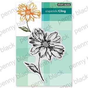 Penny Black Radiant Stamp