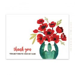 Penny Black Painter's Vase Stamp Set