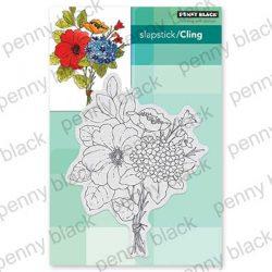Penny Black Bouquet Ballet Stamp