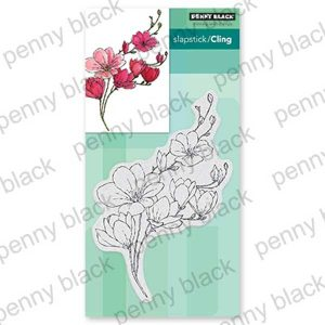 Penny Black Harmony Stamp