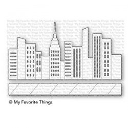 My Favorite Things City Block Die-namics