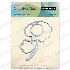 Penny Black Delicate Beauty Creative Dies