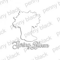 Penny Black Blooming Boots Cuts