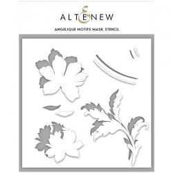 Altenew Angelique Motifs Mask & Stencil