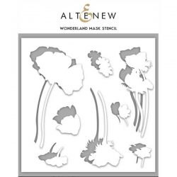 Altenew Wonderland Mask Stencil