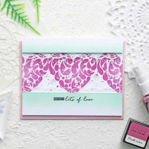 Altenew Puffy Heart Metallic Shimmer Ink Spray class=