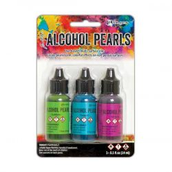 Tim Holtz Alcohol Ink Pearls – Kit#2
