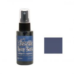 Tim Holtz Distress Spray Stain – Chipped Sapphire