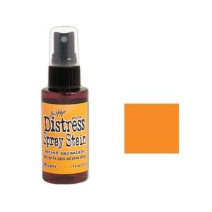 Tim Holtz Distress Spray Stain – Spiced Marmalade