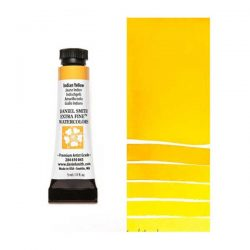 Daniel Smith 5ml Extra Fine Watercolor – Indian Yellow
