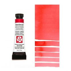 Daniel Smith 5ml Extra Fine Watercolor – Quinacridone Coral