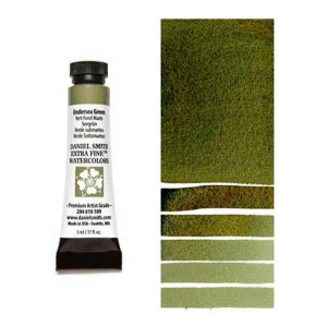 Daniel Smith 5ml Extra Fine Watercolor – Undersea Green class=