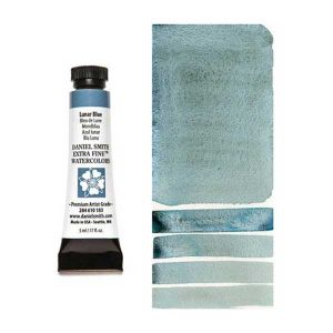 Daniel Smith 5ml Extra Fine Watercolor – Lunar Blue