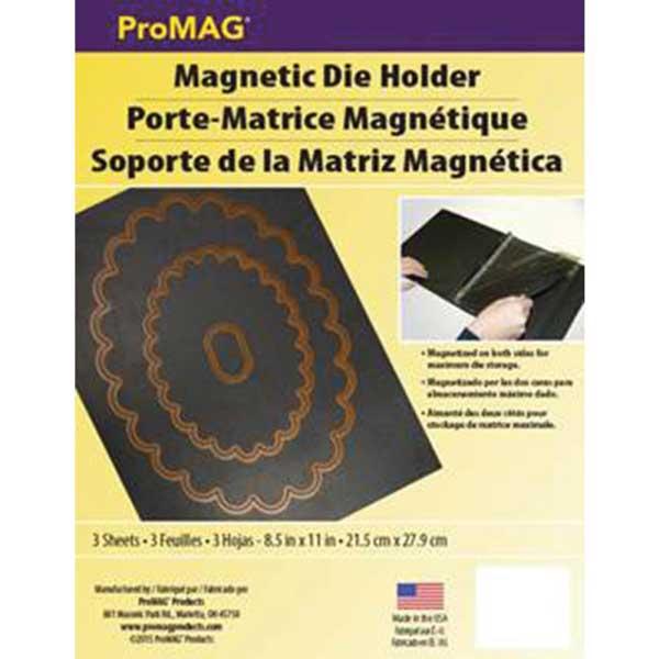 ProMag Magnetic Die Holder Sheets
