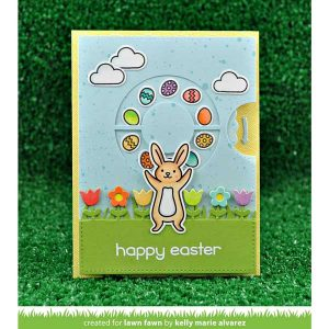Lawn Fawn Eggstra Amazing Easter Stamp Set class=