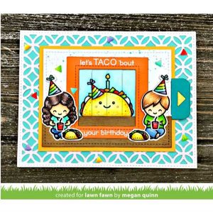 Lawn Fawn Year Nine Stamp Set class=