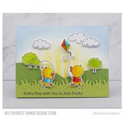 My Favorite Things Just Ducky Stamp Set