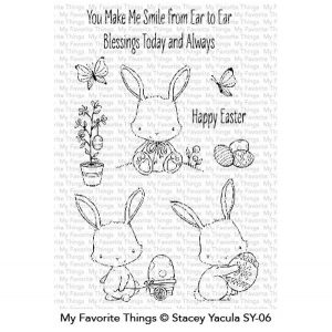 My Favorite Things SY Easter Bunnies