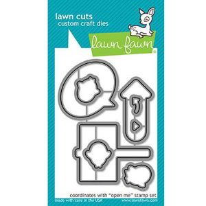 Lawn Fawn Open Me Lawn Cuts