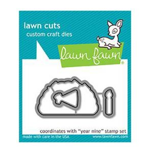 Lawn Fawn Year Nine Lawn Cuts