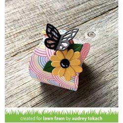 Lawn Fawn Butterfly Treat Box Lawn Cuts