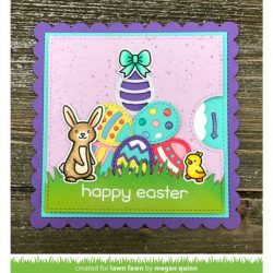 Lawn Fawn Reveal Wheel Easter Egg Add-on Lawn Cuts