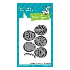 Lawn Fawn Mini Easter Egg Lawn Cuts