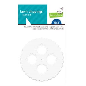 Lawn Fawn Reveal Wheel Templates: Seasonal Shapes class=