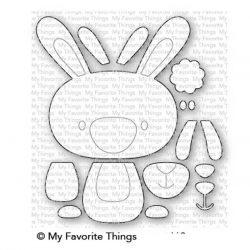 My Favorite Things Cottontail Cutie Die-namics