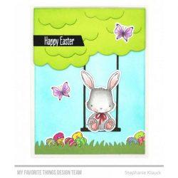 My Favorite Things Easter Bunnies Die-namics
