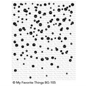 My Favorite Things BG Card-Sized Confetti Background Stamp