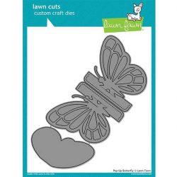 Lawn Fawn Pop-Up Butterfly Lawn Cuts