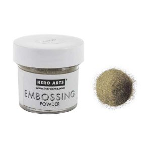 Hero Arts Gold Embossing Powder class=