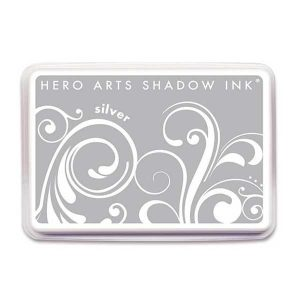 Hero Arts Silver Shadow Ink Pad