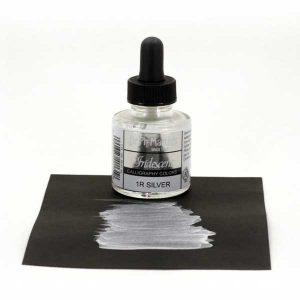 Dr. Ph. Martin's Iridescent Calligraphy Color – Silver class=