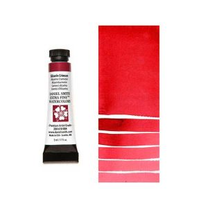 Daniel Smith 5ml Extra Fine Watercolor – Alizarin Crimson