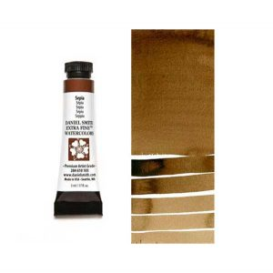 Daniel Smith 5ml Extra Fine Watercolor – Sepia