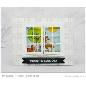 My Favorite Things Sweet Spring Friends Stamp Set class=