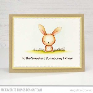 My Favorite Things Sweetest Somebunny Stamp Set class=