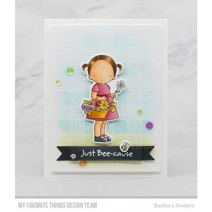 My Favorite Things Pure Innocence Bundles of Love Stamp Set class=