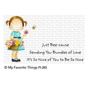 My Favorite Things Pure Innocence Bundles of Love Stamp Set