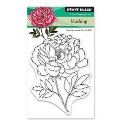 Penny Black Blushing Stamp