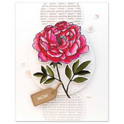 Penny Black Blushing Cut Out Creative Dies