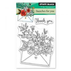 Penny Black Bunches For You Stamp