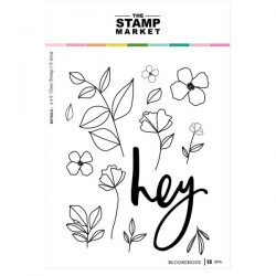 The Stamp Market Bloominous Stamp Set