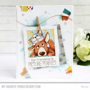 My Favorite Things Polaroid Shaker Frame Die-namics class=