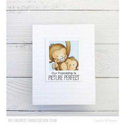 My Favorite Things Polaroid Shaker Frame Die-namics